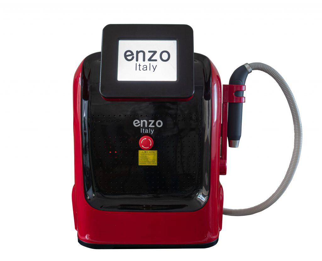 دستگاه لیزرکیوسوییج پیکوشور انزوایتالی 2020